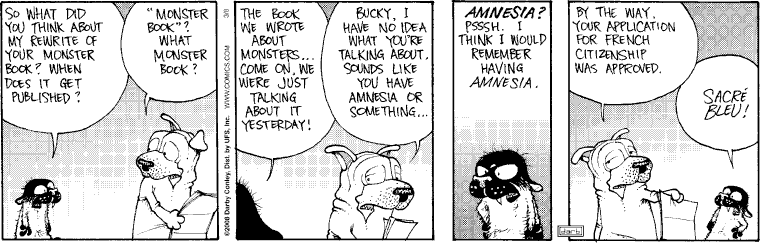 Get Fuzzy – The Comics Curmudgeon