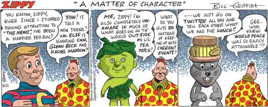 zippy the pinhead the comics curmudgeon