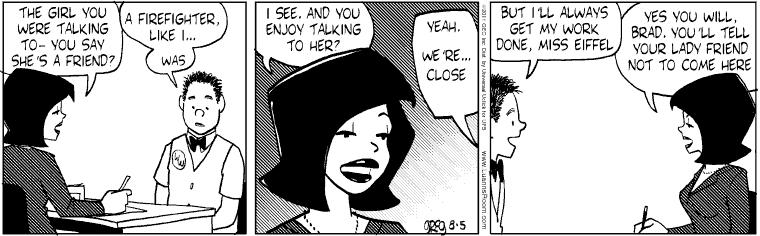 Luann comics toni porno