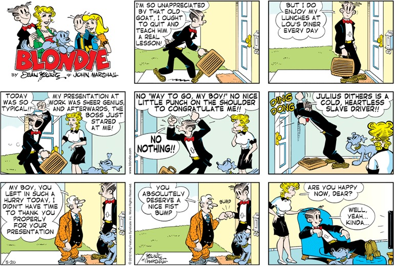 dagwood und blondie comics xxx