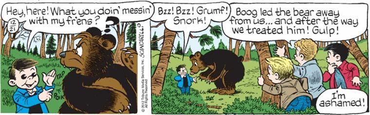секс с медведем коиикс