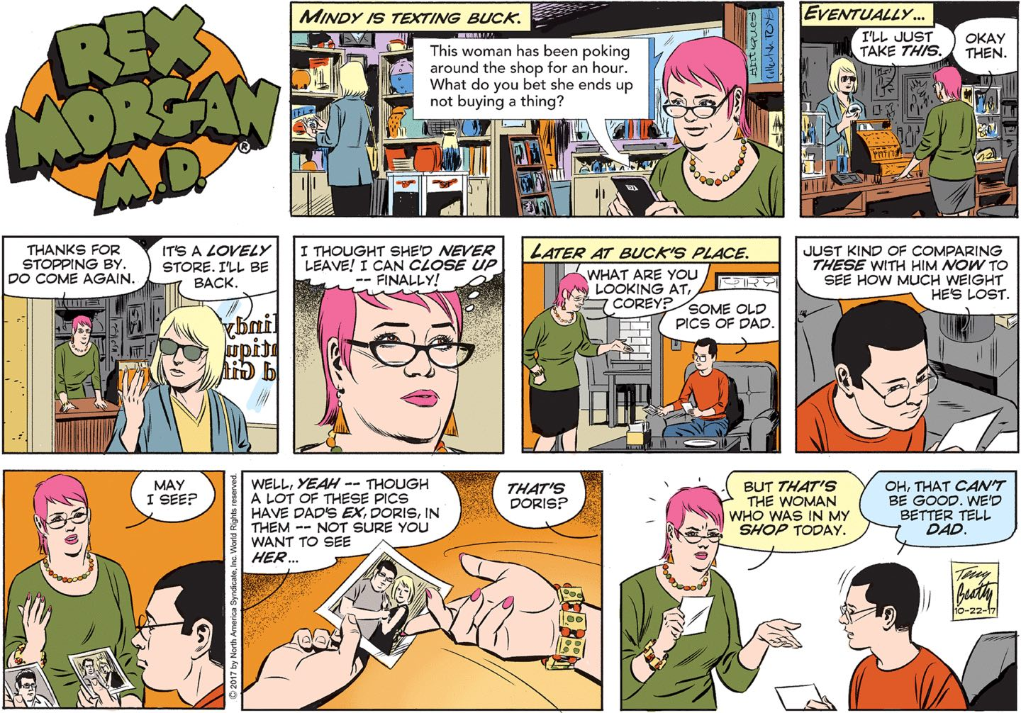 Metapost: Laffs in comment and live form! – The Comics Curmudgeon