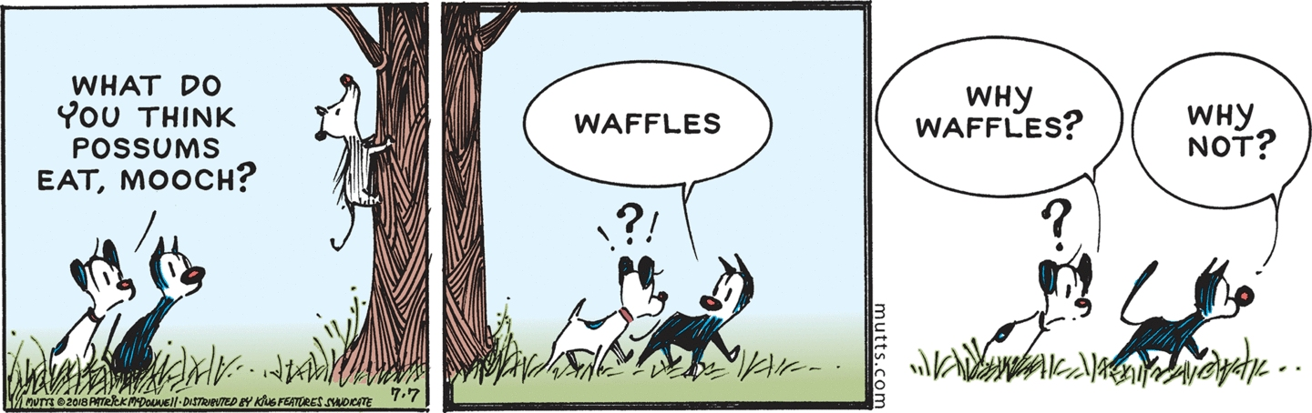 Comic strip mutts archives pity, that